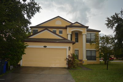 Rockledge FL Single Family Home For Sale: $247,500
