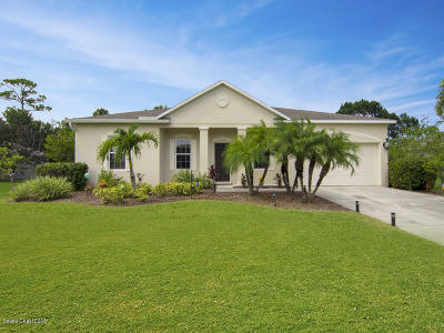 Vero Beach Single Family Home For Sale: 4839 Ashley Lake Circle
