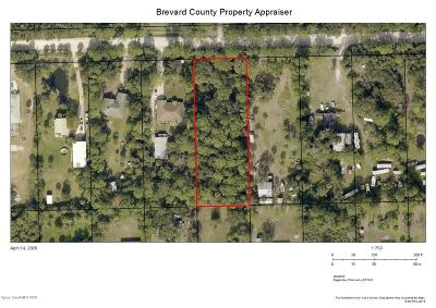 Cocoa Residential Lots & Land For Sale: Palmetto Avenue
