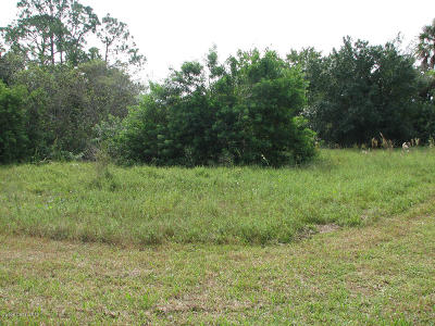Cocoa Residential Lots & Land For Sale: 5033 Baggett Place
