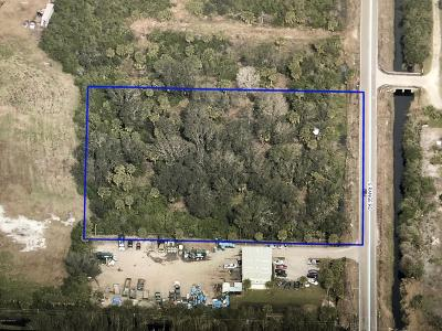 Cocoa Residential Lots & Land For Sale: 0001 N Range Rd Road