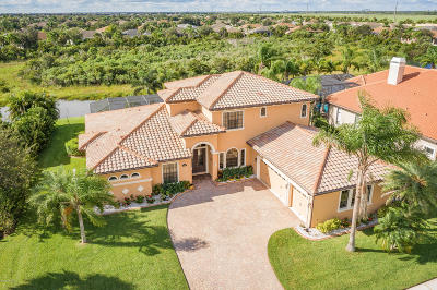 Single Family Home For Sale: 3718 Imperata Drive