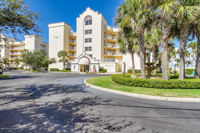 Cape Canaveral Condo For Sale: 7128 Marbella Court #201