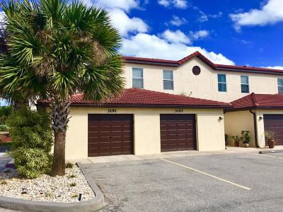 Indialantic, Indialantic, Fl, Indialantic/melbourne, Indialntic, Indian Harb Bch, Indian Harbor Beach, Indian Harbour Beach, Indiatlantic, Melbourne Bch, Melbourne Beach, Satellite Bch, Satellite Beach Townhouse For Sale: 3191 Ricks Way