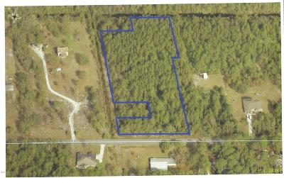 Mims Residential Lots & Land For Sale: Unknown/Golden Shores Boulevard