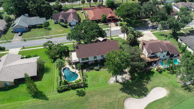 Rockledge Single Family Home For Sale: 1096 Fairlawn Drive