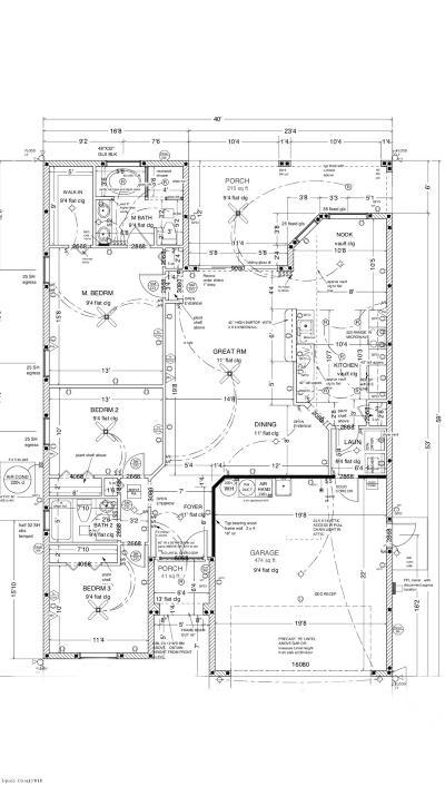Merritt Island Single Family Home For Sale: 1760 Monitor Street