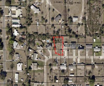 Mims Residential Lots & Land For Sale: 3348 Kilbee Street