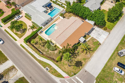 Satellite Beach Multi Family Home For Sale: 80 Flamingo Drive