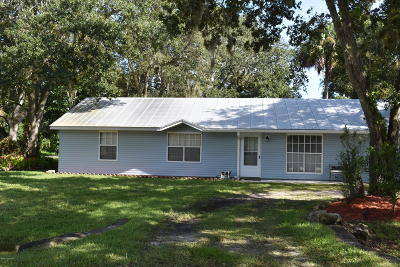 Vero Beach Single Family Home For Sale: 3628 12th Street SW