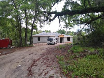 Titusville Single Family Home For Sale: 6681 South Fork
