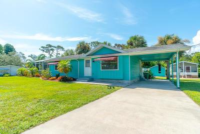 Micco Single Family Home For Sale: 3765 Allen Avenue
