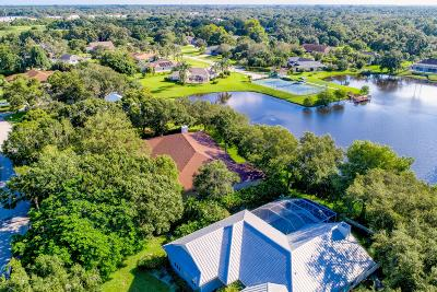 Vero Beach FL Single Family Home For Sale: $550,000
