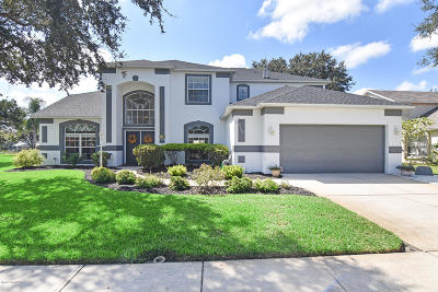 Melbourne FL Single Family Home For Sale: $424,900