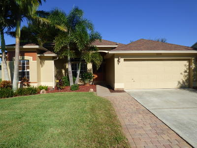Rockledge FL Single Family Home For Sale: $274,900