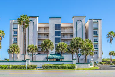 Indialantic Condo For Sale: 1505 N Highway A1a #204