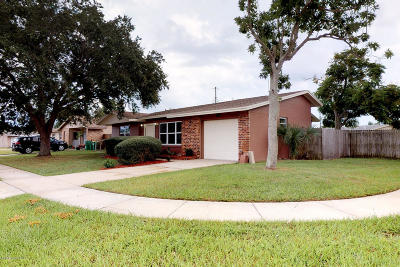 Cocoa Single Family Home For Sale: 959 Macco Road