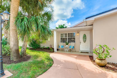 Melbourne Beach Single Family Home For Sale: 413 2nd Avenue