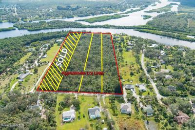 Grant, Grant Valkaria Residential Lots & Land For Sale: 444 Fleming Grant Road