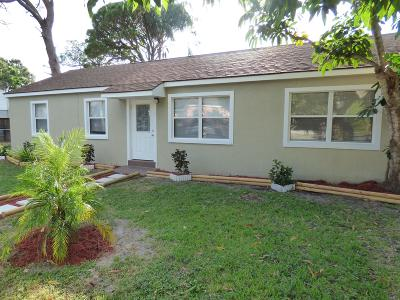 Merritt Island FL Single Family Home For Sale: $189,000