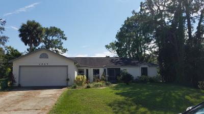 Cocoa FL Single Family Home For Sale: $184,900