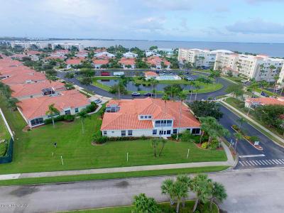 Cape Canaveral Condo For Sale: 774 Bayside Drive #303
