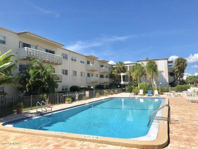 Cape Canaveral Condo For Sale: 223 Columbia Drive #228