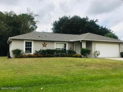 Single Family Home For Sale: 5705 Datura Street