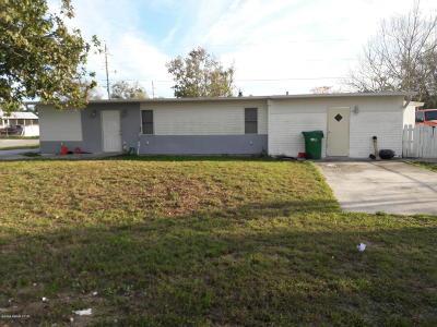 Mims Multi Family Home For Sale: 3439 Kittles Street