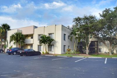 Cape Canaveral Condo Contingent: 200 International Drive #509