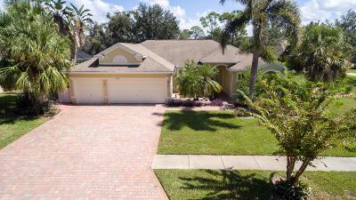 Titusville Single Family Home For Sale: 2590 La Cita Lane
