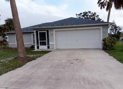 Sebastian Single Family Home For Sale: 111 Ogden Avenue