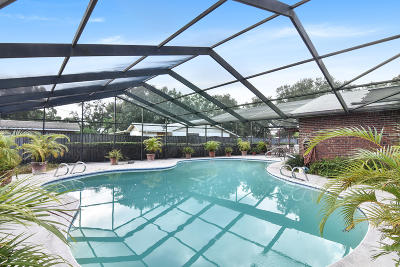 Titusville Single Family Home For Sale: 4325 Ivanhoe Drive
