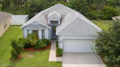 Sebastian Single Family Home For Sale