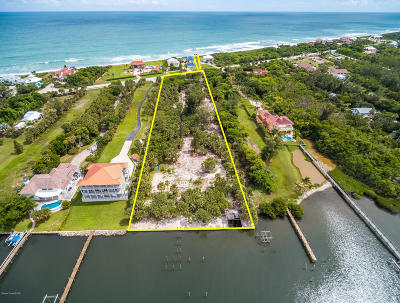 Residential Lots & Land For Sale: 8170 S Highway A1a