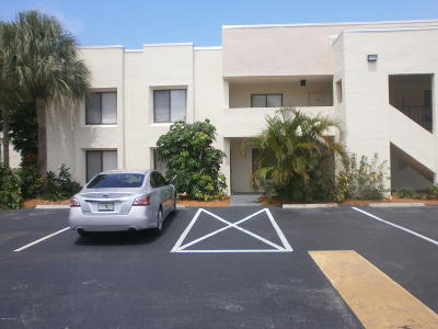 Cape Canaveral Condo For Sale: 200 International Drive #501