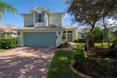 Sebastian Single Family Home For Sale: 781 Gossamer Wing Way