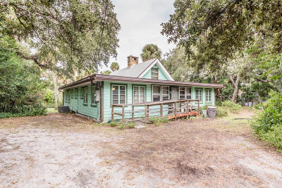 Brevard County Single Family Home For Sale: 375 Holman Road