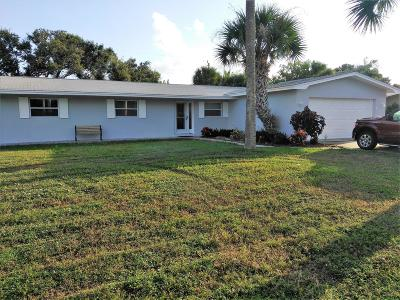 Indialantic Single Family Home For Sale: 503 W Riviera Boulevard W