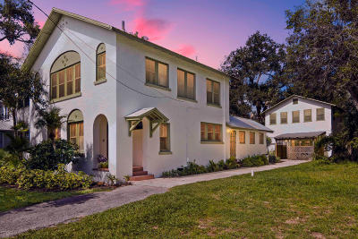 Multi Family Home For Sale: 1357 Rockledge Drive