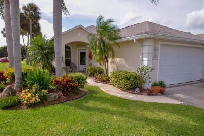 Merritt Island Single Family Home For Sale: 581 Priscilla Place