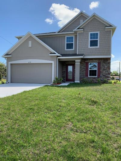 Palm Bay Single Family Home For Sale: 2124 NE Paoli Drive NE