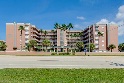 Indialantic Condo For Sale: 1345 N Highway A1a #608