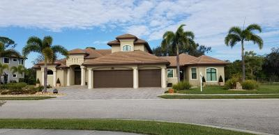 Brevard County Single Family Home For Sale: 5038 Duson Way