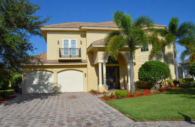 Vero Beach Single Family Home For Sale: 6195 57th Court