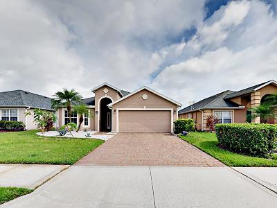 Rockledge Single Family Home For Sale: 5385 Buckboard Drive
