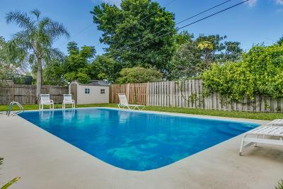 Melbourne Single Family Home For Sale: 1135 Wilson Street