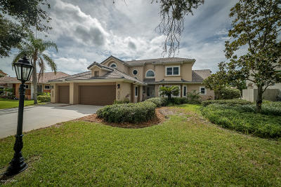 Indialantic Single Family Home For Sale: 395 Normandy Drive