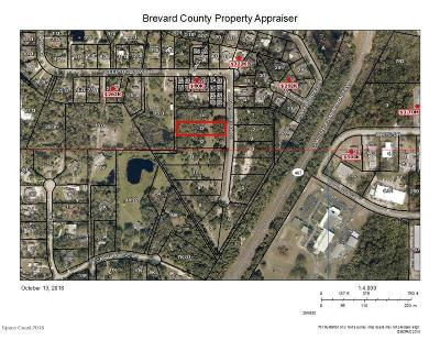 Titusville Residential Lots & Land For Sale: 6226 Horseshoe Avenue