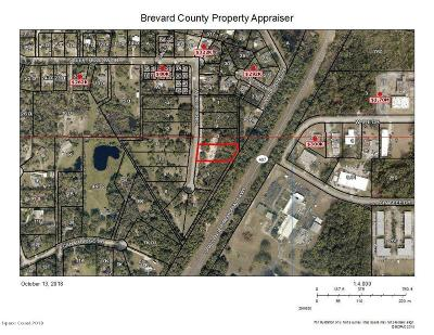 Titusville Residential Lots & Land For Sale: 6239 Horseshoe Avenue